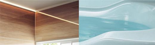選べる壁・浴槽カラー