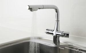 節水効果バツグンのエコ水栓