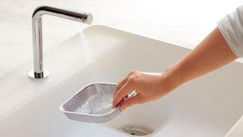 TOTO「きれい除菌水」でいつも清潔に