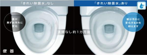 自動噴射の「きれい除菌水」