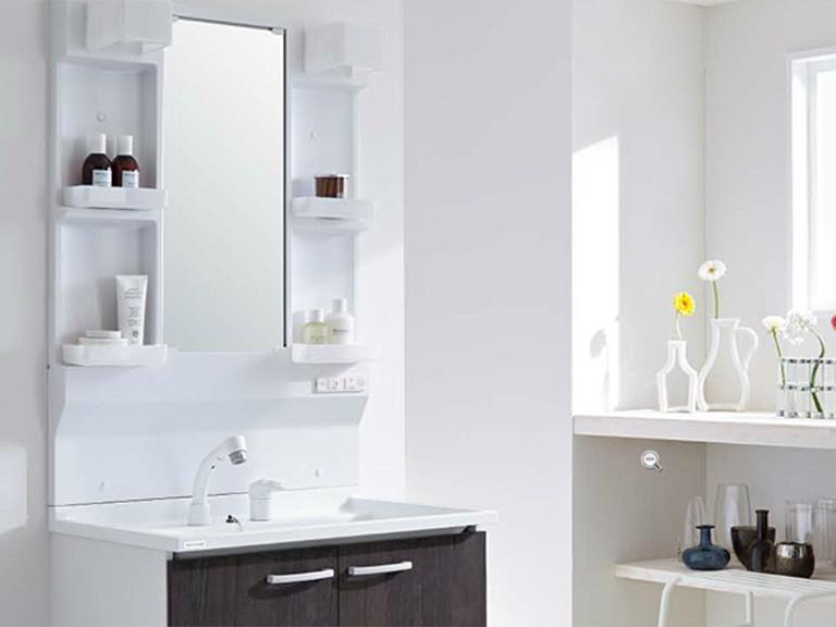 洗面台の交換&リフォーム