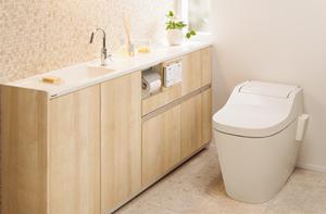 アラウーノSⅡが今奥様達に口コミで人気!価格安い上に機能は充実しているからトイレ