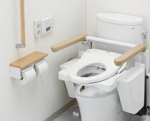 高齢者もご家族への負担が少ない!介護トイレへのリフォーム費用