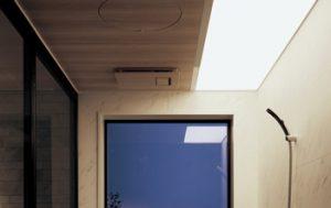 フラットライン浴室LED照明