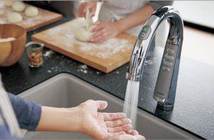 有るととても便利!「スリムセンサー水栓」でかしこく節水