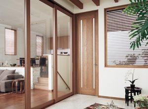 ベリティス内装ドアは種類が豊富!自分好みの内装を選ぶ事が可能です