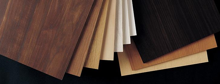 ベリティスの内装ドアは豊富なカラーバリエーションと採光部が選べる