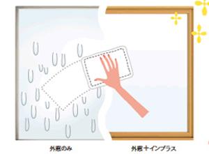 インプラスで窓のリフォームすると結露が起き辛い!カビや湿気対策に有効