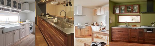 ウッドワン「スイージー」は天然木を使用したおしゃれなウッド系キッチン