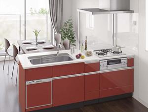 タカラスタンダード「リフィット」はマンションのキッチンに最適!