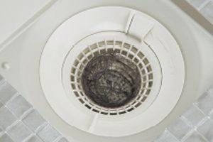 TOTOシンラは「らくポイヘアキャッチャー」で排水口掃除も楽ちん!