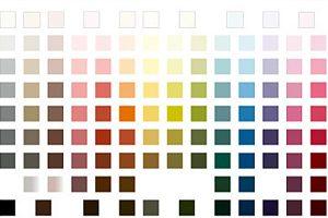 ドルチェエックスの扉カラーは114種類