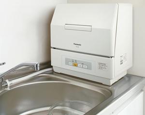 サンファーニティオの卓上食器洗い機