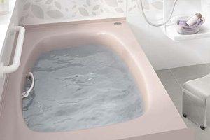 エメロードのステンレス浴槽