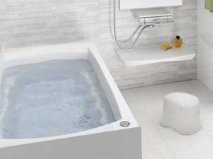 タカラスタンダード「伸びの美浴室」