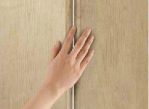 指挟み配慮設計